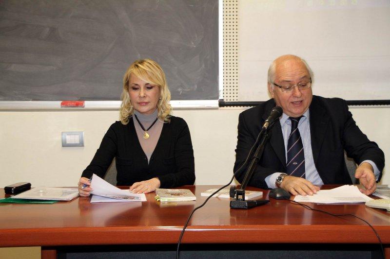 Antonella Appiano e Carlo Cerrato