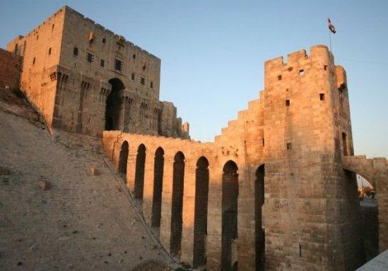 La cittadella - Aleppo Siria