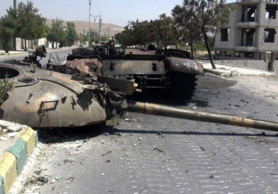 qui Aleppo, è guerra