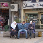 Damasco Marzo 2011