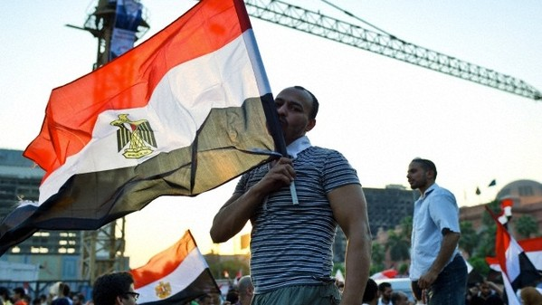 EGYPT CAIRO ELECTION MORSI CELEBRATION