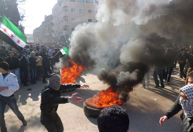 Siria - guerra