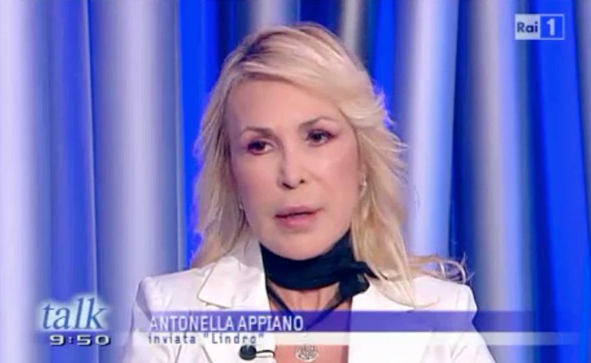 UnoMattinaTalk-puntata del 21 agosto 2013 con Antonella Appiano