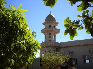 Moschea tomba Giobbe