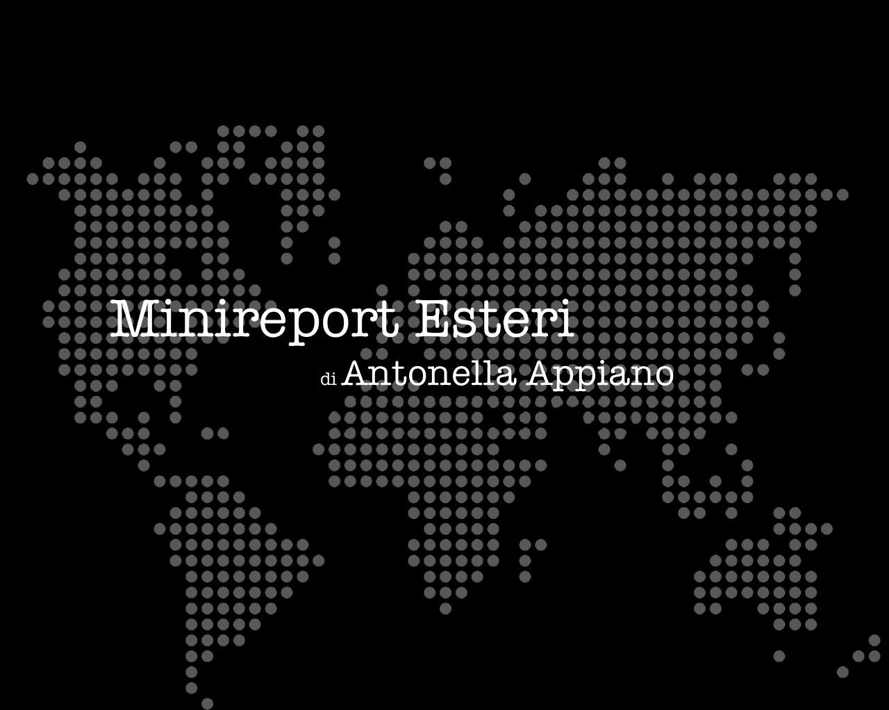 Minireport Esteri - ConBagaglioLeggero di Antonella Appiano