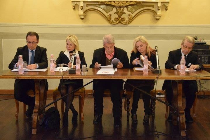 Giuria - Premio Letterario Città di Castello 25 ottobre 2014