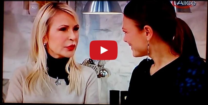 Cucina con me - Antonella Appiano, Valeria Ciardello - AliceTV - 11 novembre 2014