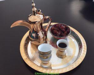 Caffe omanita - Con Bagaglio Leggero