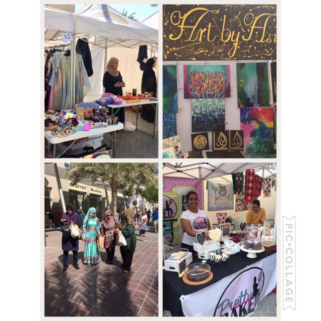 Cute suq every Saturday at Al Mouj Artisan farmers markethellip
