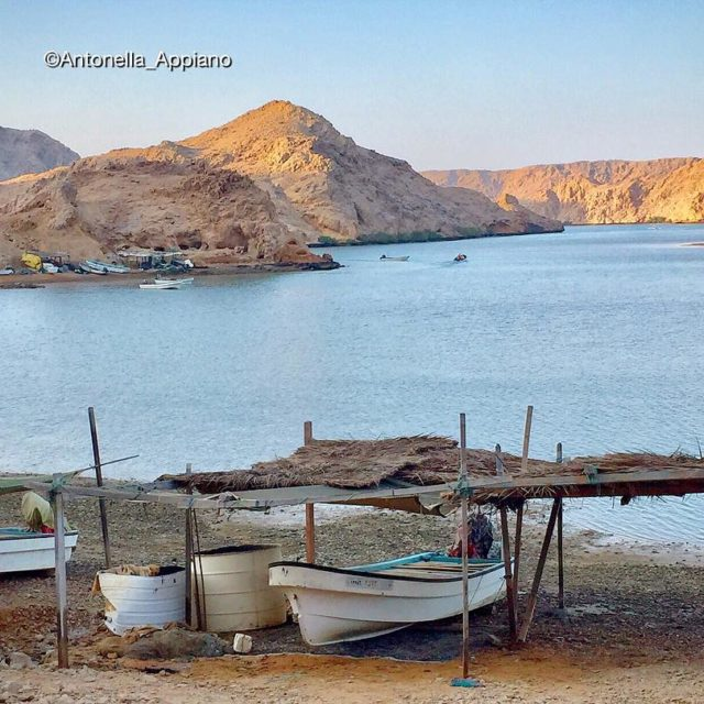 A trip around Muscat Sultanate of Oman