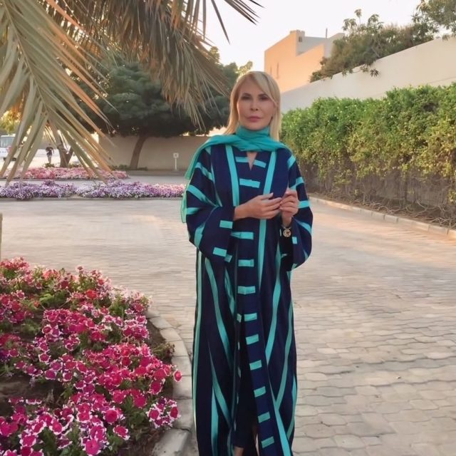 Me portraitIm wearing abaya designed by my friend Melisbyreflection Saharhellip