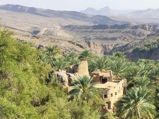 Misfat al Abriyeen - Oman